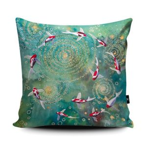 All things are possible cushion